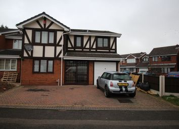 Thumbnail 5 bedroom detached house to rent in The Bantocks, West Bromwich