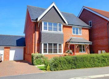 Thumbnail 4 bed detached house for sale in Wyndham Drive, Romsey