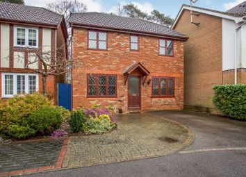 4 bed detached house for sale in Buttermere Drive, Camberley GU15