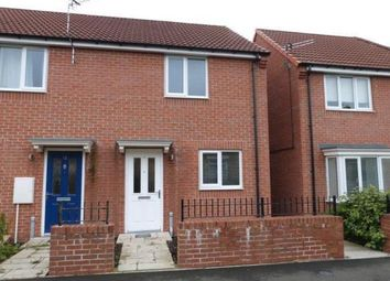 Thumbnail 2 bed terraced house to rent in Redworth Mews, Ashington