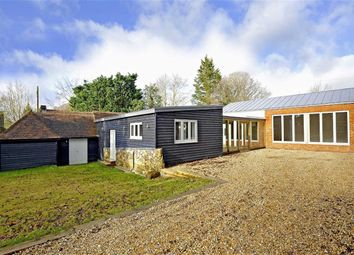 Thumbnail 4 bed barn conversion for sale in Northcote Lane, Shamley Green, Guildford