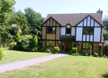 Thumbnail 4 bed detached house for sale in Coed Parc, Pine Valley, Cwmavon, West Glamorgan.