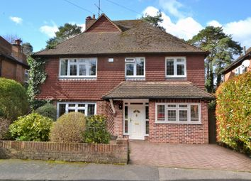 4 bed detached house for sale in Lincoln Drive, Woking GU22