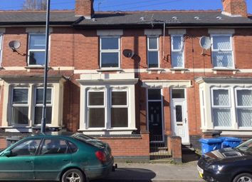 Thumbnail 3 bed terraced house to rent in Walbrook Road, New Normanton, Derby