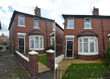 Thumbnail 3 bed end terrace house for sale in Thursfield Avenue, Marton, Blackpool