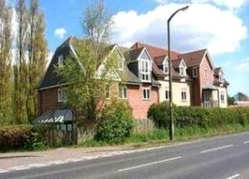 Thumbnail 1 bed flat to rent in Gipping Place, Stowmarket, Suffolk