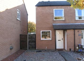 Thumbnail 2 bed semi-detached house for sale in Gosling Drive, Carlisle