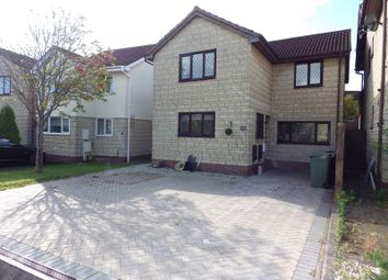 Thumbnail 4 bed detached house for sale in Paddock Close, Bradley Stoke, Bristol