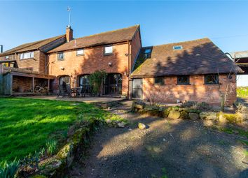 Thumbnail 4 bed barn conversion for sale in Gaines Road, Whitbourne, Worcester, Herefordshire