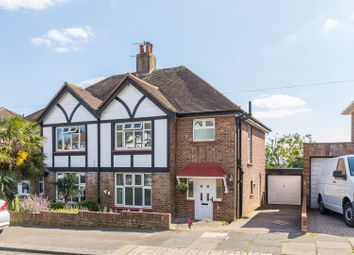 3 bed semi-detached house for sale in Elizabeth Avenue, Hove BN3