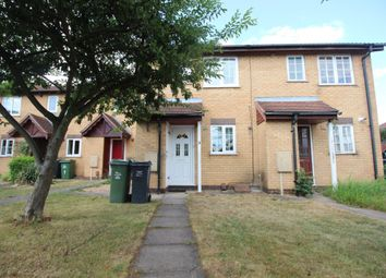 Thumbnail 2 bed terraced house to rent in Covert Close, Syston