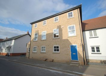 Thumbnail 3 bed town house for sale in High Street, Rowhedge, Colchester
