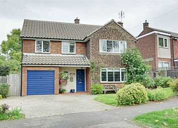 Thumbnail 4 bed detached house for sale in Gilders, Sawbridgeworth, Hertfordshire