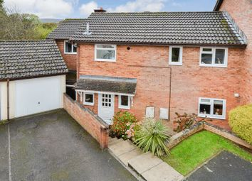 Thumbnail 4 bed semi-detached house for sale in Bullands Close, Bovey Tracey, Newton Abbot