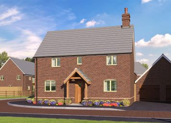 Thumbnail 3 bed detached house for sale in Kingsdown Road, Upper Stratton, Swindon