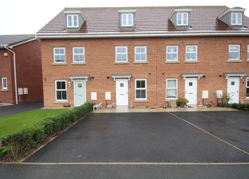 Thumbnail 4 bed town house to rent in Hazelmere Avenue, Buckshaw Village, Chorley