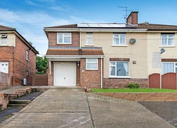 Thumbnail 4 bedroom semi-detached house for sale in Meadowbank Road, Meadowbank, Rotherham, South Yorkshire