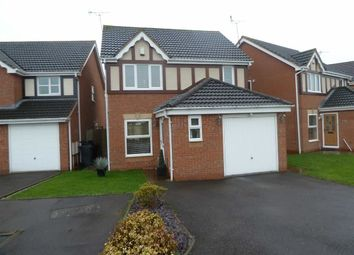 Thumbnail 3 bed detached house for sale in Sinclair Drive, Exhall/Longford, Coventry