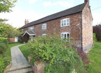 Thumbnail 5 bed detached house for sale in Barthomley Road, Audley, Stoke-On-Trent