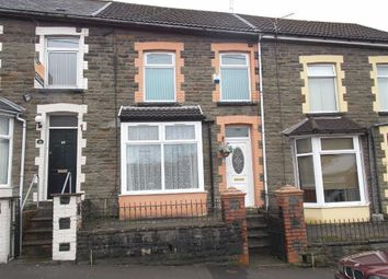 Thumbnail 3 bed terraced house to rent in The Avenue, Pontygwaith, Ferndale