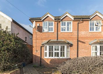 Thumbnail 3 bedroom semi-detached house to rent in Dennis Road, East Molesey