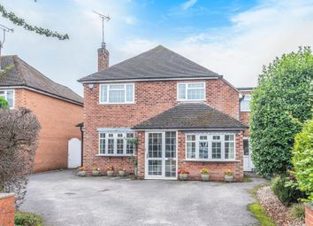 Thumbnail 4 bed detached house to rent in Besbury Close, Solihull