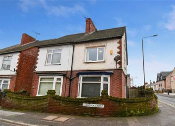 Thumbnail 3 bed semi-detached house for sale in Leabrooks Road, Somercotes, Alfreton, Derbyshire