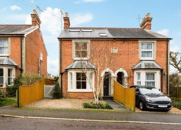 Thumbnail 4 bed semi-detached house for sale in Church Road, Ascot