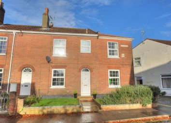Thumbnail 4 bed town house for sale in Grove Road, Norwich