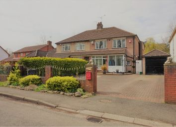 Thumbnail 3 bed semi-detached house for sale in Station Road, Newport