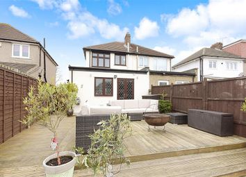Thumbnail 2 bed semi-detached house for sale in Wendover Way, Welling, Kent