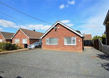 Thumbnail 3 bedroom bungalow for sale in Grove Avenue, New Costessey, Norwich