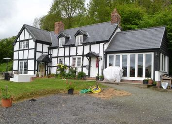 Thumbnail 3 bed detached house for sale in Church House, Fron, Montgomery, Powys