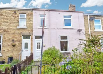 Thumbnail 2 bed terraced house for sale in Cramlington Terrace, West Allotment, Newcastle Upon Tyne