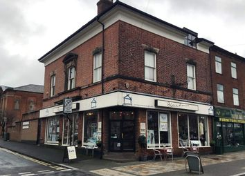 Thumbnail Restaurant/cafe for sale in Market Street, Chorley