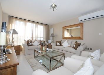 Thumbnail 3 bedroom flat to rent in St Johns Wood Park, London