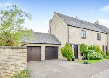 Thumbnail 3 bed end terrace house for sale in Idbury Close, Witney