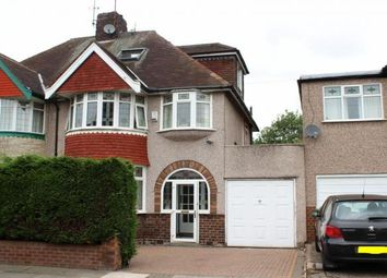Thumbnail 4 bed semi-detached house for sale in Storrsdale Road, Allerton, Liverpool