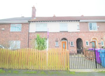Thumbnail 3 bed terraced house for sale in Sandyville Road, Liverpool