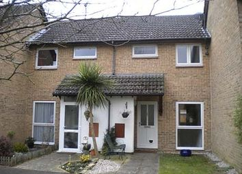 Thumbnail 2 bed terraced house to rent in Ashlet Gardens, Ashley, New Milton
