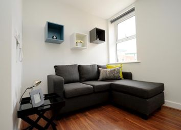 Thumbnail 1 bed flat to rent in Luxury Apartments @ Porterbrook North, 5 Pomona Street