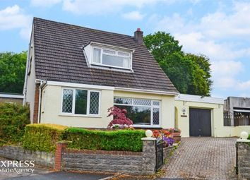 Thumbnail 2 bed detached bungalow for sale in Wernddu, Sarn, Bridgend, Mid Glamorgan