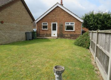 Thumbnail 2 bed detached bungalow for sale in Brambles Close, Spixworth, Norwich