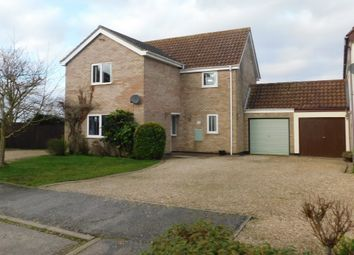 Thumbnail 4 bed link-detached house for sale in Combs Green, Combs, Stowmarket