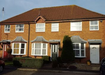 Thumbnail 2 bedroom terraced house for sale in Blanchard Close, Woodley, Reading