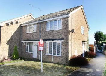 Thumbnail 2 bedroom end terrace house for sale in Highwood Place, Eckington, Sheffield, Derbyshire