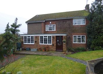 Thumbnail 4 bed detached house for sale in Burnham Road, Hughenden Valley, High Wycombe
