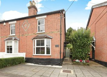 Thumbnail 2 bed semi-detached house for sale in North Road, Ascot
