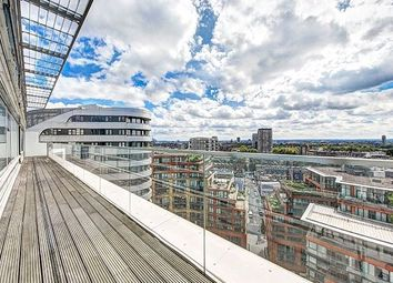 Thumbnail 4 bedroom flat to rent in Merchant Square East, London