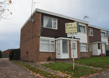 Thumbnail 2 bedroom flat for sale in Green Walk, Western Park, Leicester